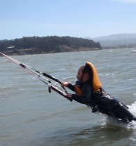 6-Water-Lesson-Body-Dragging-Kiteboarding