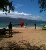 Kite-Beach-Maui-Kiting-Launching-Landing