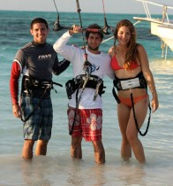 Kiting-Mexico-Students