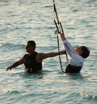 Water-Lesson-Mexico-Kiting