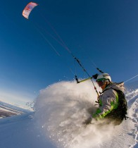 Richard-Hallman-Snow-Kiting
