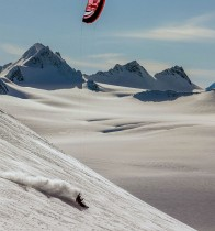 Snow-Kite-Mountain-Richard-Hallman