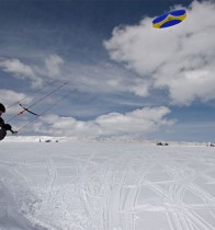 Snow-Kiting-Skyline-Ridge-Utah-Jeff-Kafka