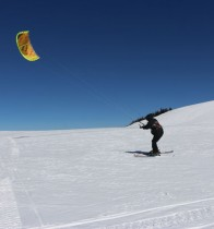 Snow-Kiting-Skyline-Skiing-Cabrinha