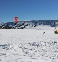 Snow-Kiting-Utah-Skyline-Ridge