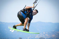 Wind Over Water Kiteboarding Lessons for the Bay Area!