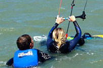 Wind Over Water Beginning Kiteboarding Lessons for the Bay Area