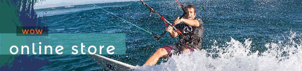 kiteboarding and surfing online store