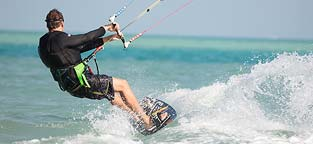 Wind Over Water Kiteboarding Lessons for the San Francisco Bay Area and Beyond