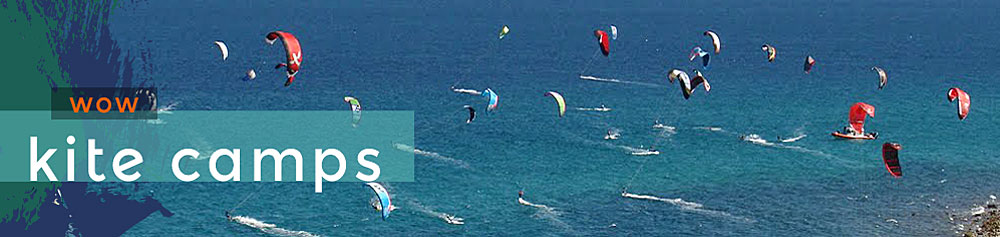 Kiteboarding Camp