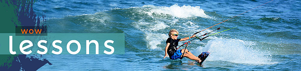 Intermediate Kiteboarding Lessons